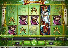 Thunderfist im Test (Net Ent) - Casino Bonus Test
