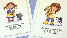 New Best Friend: Pet Shelter Cards - YouTube