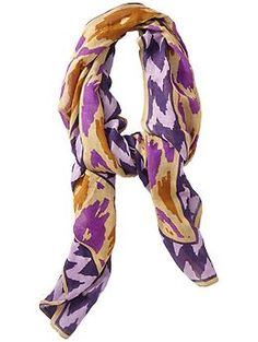 Theodora and Callum Ikat | Piperlime lovely scarf