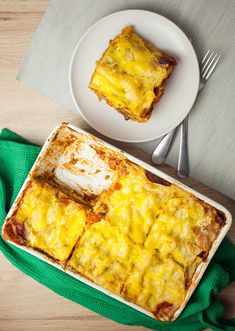 The Ultimate Lasagne