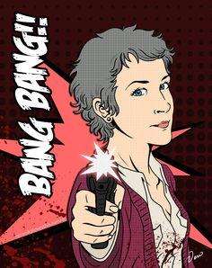 Carol, Walking Dead