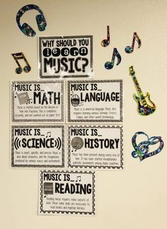 poster Setting up the Music Classroom - Simple Music TeachingYou can find Teaching music and more on our website.poster Setting up the Music Classroom - Simple Music Teaching Music Lesson Plans, Music Lessons, Music Classroom Posters, Classroom Decor, General Music Classroom, Teaching Posters, Classroom Board, Classroom Setting, Teaching Resources