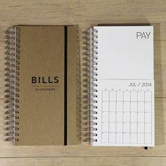 DATED bills calendar