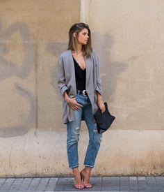 Ms Treinta - Blog de moda y tendencias by Alba. - Fashion Blogger -: BODY DE ENCAJE