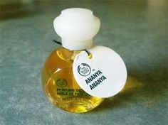 Ananya perfume oil from The Body Shop