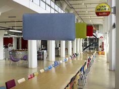 BuzziLoose hanging acoustic panels