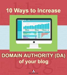 How to increase the domain authority of your blog? One way to improve DA is by linking or link building. Find out other ways to increase the DA of your blog.