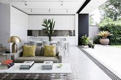 It's what Australian architects seem to do best ... the modern extension to an older home. Open...
