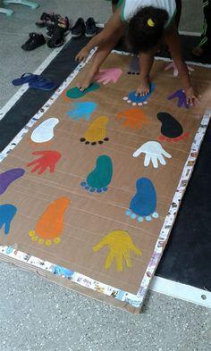 Motor Skills Activities, Educational Activities For Kids, Team Building Activities, Preschool Lessons, Montessori Activities, Educational Toys, Toddler Activities, Learning Activities, Preschool Activities