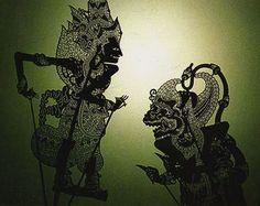 Balinese Puppets