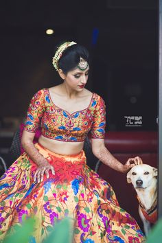 Pheras day!!The custom paithani lehenga was handcrafted and created by Sakina Shakeer who also luckily happens to be my mum in law. It look nearly 8months to be made. Dream come true..