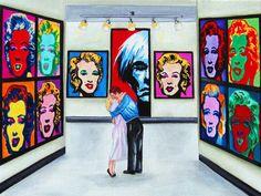 Print, Art Print, Marilyn Monroe Print, Marilyn Monroe, Andy Warhol Print, Fine Art Print, Abstract Print, Fine Art Print