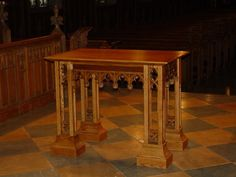 Saint Paul's Chestnut Hill - Free Standing Altar