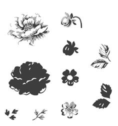 stamping stippled blossoms sets - Google Search