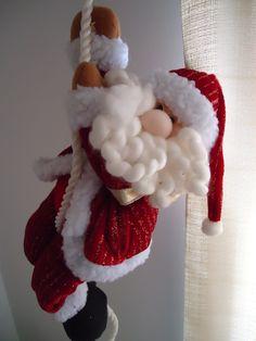Quem disse que Papai Noel não existe, está aqui em casa. Ho Ho Ho