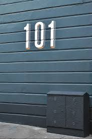 Image result for house number stencil