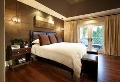 Urban Chic contemporary bedroom