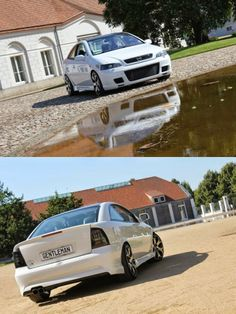 Opel Astra G Coupe TUNING