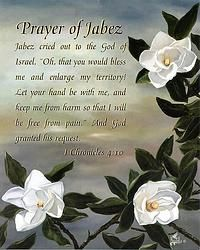 The Prayer of Jabez,See More: http://jaymewashingtonspeaks.com/
