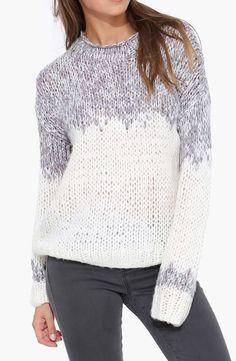 Cozy Sweater!! ^^