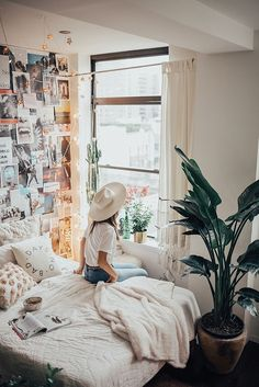 From The Inside Out | By Tezza @urbanoutfitters #UoHome #nycpartment // Shop 100% Bamboo Eco-friendly Bedding & Apparel www.yohome.com.au xx