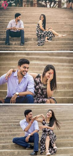 Love Story Shot - Bride and Groom in a Nice Outfits. Indian Wedding Couple Photography, Wedding Couple Photos, Couple Photography Poses, Wedding Pics, Photography Ideas, Pre Wedding Poses, Pre Wedding Shoot Ideas, Pre Wedding Photoshoot, Couple Photoshoot Poses