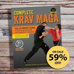 Darren Levine's bestselling guide to Krav Maga