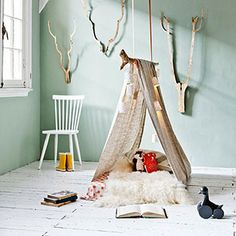 Fun Decorating Ideas For Kids' Room @ Lushlee