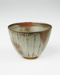Katharine Pleydell-Bouverie, Small cut-sided bowl...