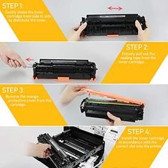 1PK 332-0400 Cyan Toner Cartridge Compatible For Dell C1660 C1660W Laser Printer