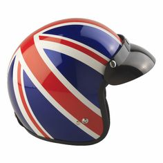Viper RS-04 Open Face Touring Helmet Open Face Motorcycle Helmets, Motorcycle Outfit, Face Men, Union Jack, Viper, Bicycle Helmet, Touring, Ebay, Motorcycle Suit