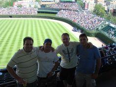 Wrigley Field 2. Marlins vs. Chicago Cubs.  July 26, 2008.  #YFKI