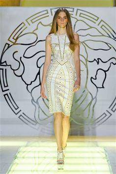 Versace Spring/Summer 2012, MILAN Fashion Week