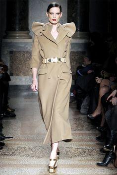 Sfilata Francesco Scognamiglio Milano - Collezioni Autunno Inverno 2009/2010 - Vogue