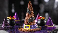 Witch's Hat Treats™ Recipe - Kellogg's® Rice Krispies®