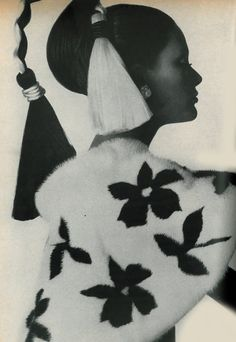 Photo by Irving Penn, 1967.