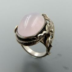Cabochon Jasper Ring Size Very well made, great ring!