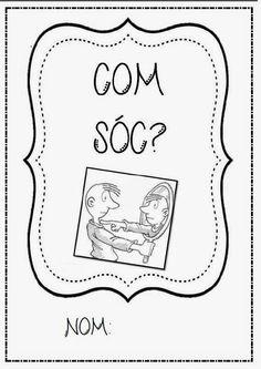 Idees de classe Educació emocional: quadern o fitxes per treballar l'autoconeixement, l'empatia, els valors, etc. Educación emocional: cuaderno o fichas para trabajar el autoconocimiento, la empatia, los valores, etc.