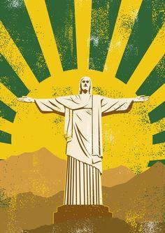 Poster Cristo Redentor