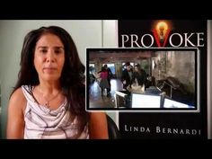 Linda Bernardi author of Provoke: The Global Culture of Disruption