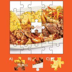 Alins Trio'dan gözünü ayırabilenlere bir soru… Puzzleın doğru parçası hangisi?