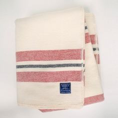 eb0f55a927d Faribault Woolen Mill Co  Wool Blankets   Throws Made in USA