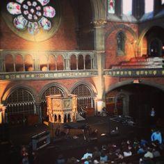 Union Chapel, London