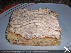 Weihnachtlicher Apfelkuchen à la Melly Pie, Bread, Desserts, Food, Petit Fours, Christmas Meals, Ginger Beard, Dessert Ideas, Food Portions