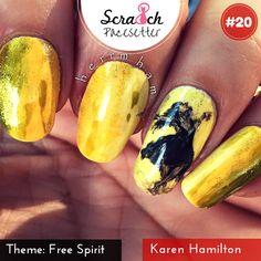 Congratulations, Karen Hamilton @herrmham! You are now a Pacesetter for the #freespirit Challenge.  #scra2chchallenge