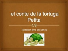 El conte de la tortuga petita/autocontol/impulsividad/control emocion… Control, Psychology, Turtles, Psicologia