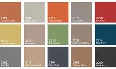 Cork Board Colors