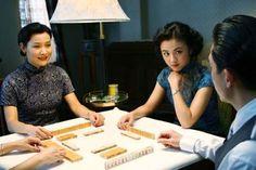 Joan Chen, Tony Chiu Wai Leung, and Wei Tang in Lust, Caution (2007)