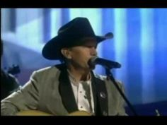 GEORGE STRAIT - GIVE IT AWAY. One of my favorite King George songs.