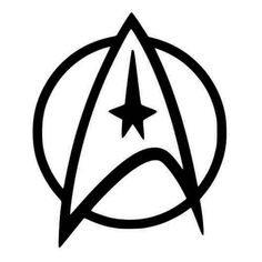 Star Trek Command Star Trek Vinyl Sticker